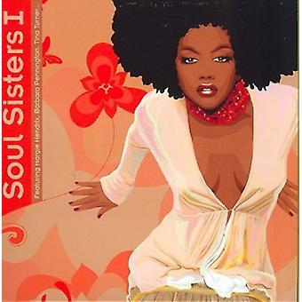 Sjæl søstre - Vol. 1-sjæl søstre [CD] USA importerer