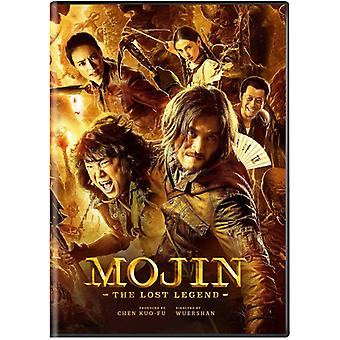 Mojin - the Lost Legend [DVD] USA import