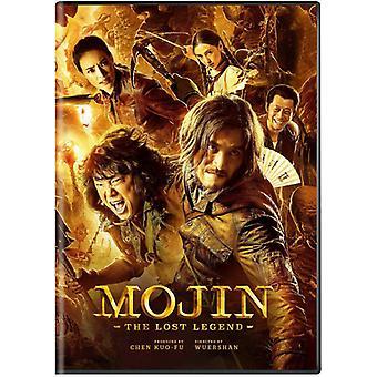 Mojin - förlorade Legend [DVD] USA import