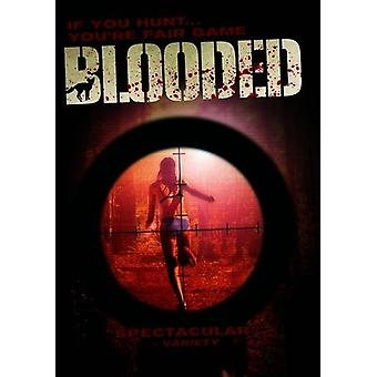 Blooded [DVD] USA import