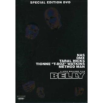 Import USA ventre [DVD]