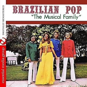 Pop brasiliano - Musical per famiglie [CD] USA importare