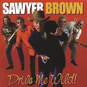 Marrón de Sawyer - llevarme importación salvaje de Estados Unidos [CD]