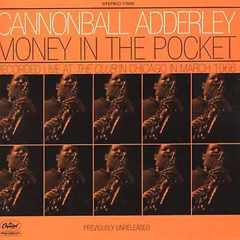 Cannonball Adderley - pengar i fickan [CD] USA import