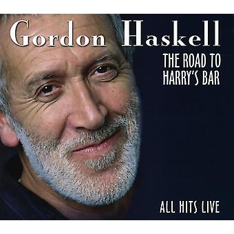 Gordon Haskell - camino a la importación de Estados Unidos Bar-All Hits Live [CD] de Harry