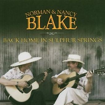 Norman Blake & Nancy - Back Home Sulphur Springs [CD] USA import
