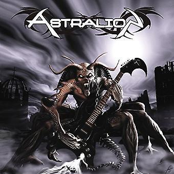 Astralion - Astralion [CD] USA importerer