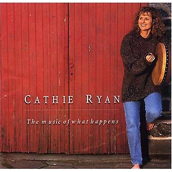 Cathie Ryan - Music of What Happened [CD] USA import