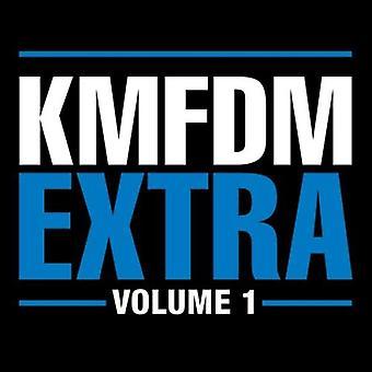 KMFDM - Kmfdm: Vol. 1-Extra [CD] USA import