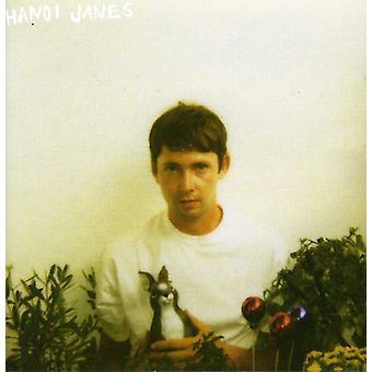Hanoi Janes - panik [CD] USA importår