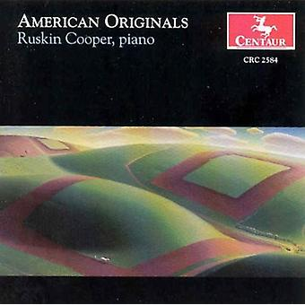 Samuel Barber/Louis Moreau Go - Excursions Op. 20/ Souvenir D [CD] USA import
