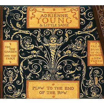 Adrienne Young - plov i slutningen af rækken [CD] USA importen