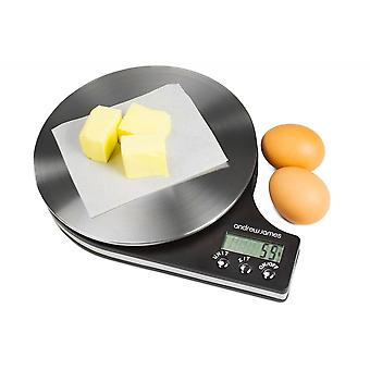 Andrew James Kitchen Scales Slim