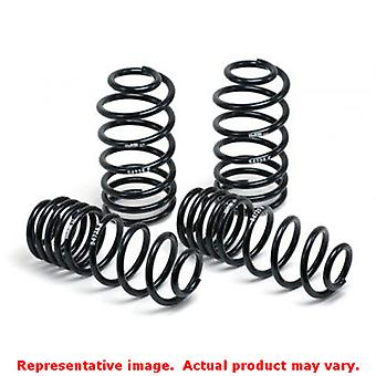 H & R Springs - Sport Springs 50469 ajustes: BMW 2010-2014 535I GT con self-Leveling;