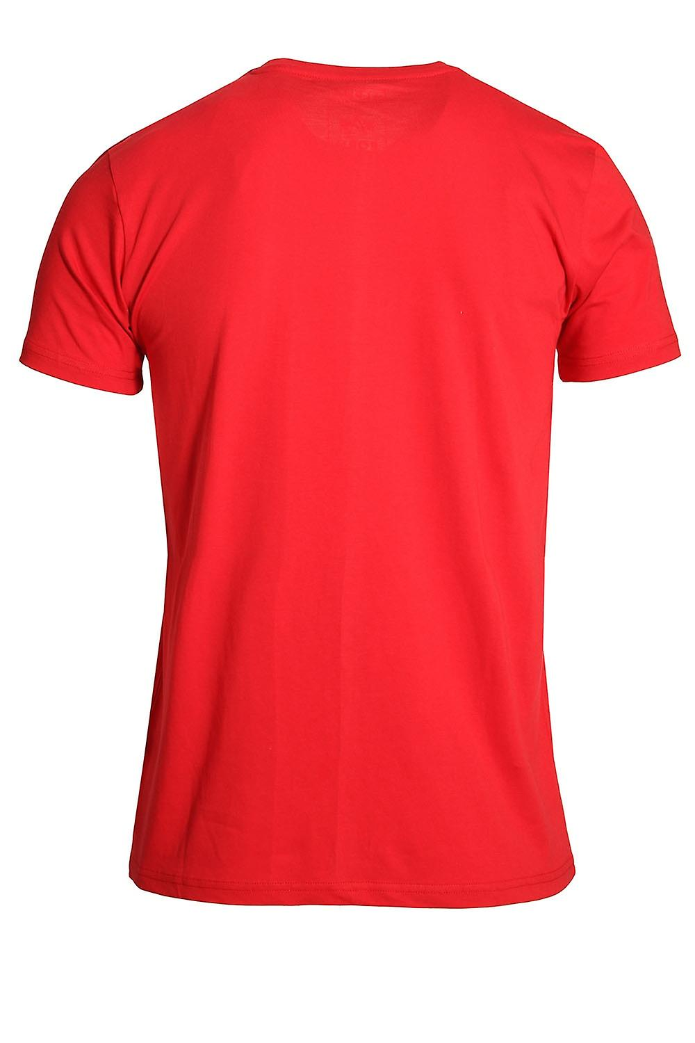 Soffe Men's Classic Cotton T-Shirt out of 5 stars customer reviews | 6 answered questions Price: $ - $ & Free Return on some sizes and colors Size: LargeColor: Red Verified Purchase. I bought this for my son to wear at a school function. No complaints. True to size. True to color. Liked the price range as well. Read more.4/5().