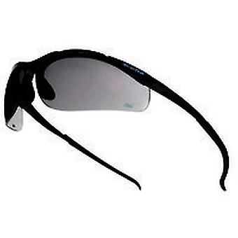 Bolle CONTPSF Contour Glasses (Smoke) Anti-Scratch & Fog Lens