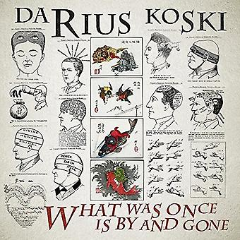 Darius Koski - What Was Once Is by & Gone [CD] USA import