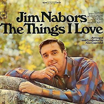 Jim Nabors - Things I Love [CD] USA import