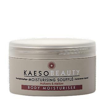 Kaeso Beauty Body Moisturiser Souffl� Mulberry & Mallow 450ml
