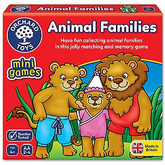 Orchard Toys Animal Families Travel Game