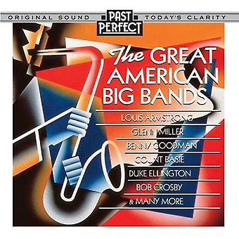 Great American Big Bands of the 30s & 40s [Audio CD] Various Artists