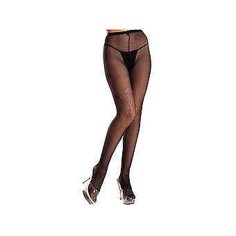 Be Wicked BW529 Fishnet Pantyhose Also in plus size