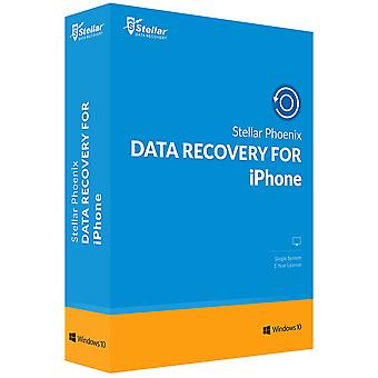 Stellar Phoenix Data Recovery für iPhone (Windows)