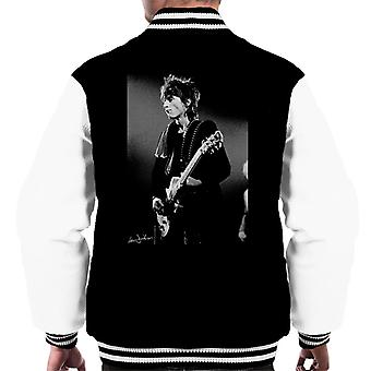 Johnny Thunders And The Heartbreakers Headscarf 1984 Men's Varsity Jacket