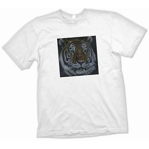 Heren T-shirt - tijger - Wildlife