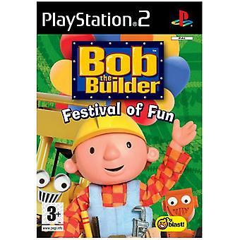 Bob le Festival générateur de plaisir (PS2)