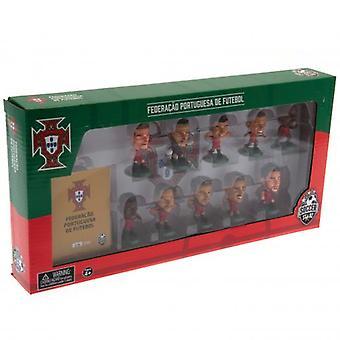 Pack de SoccerStarz equipe de Portugal