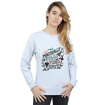 Disney kvinders Mary Poppins praktisk Sweatshirt