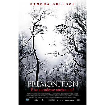 Premonition filmaffisch (11 x 17)