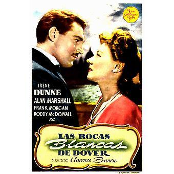 Le bianche scogliere di Dover Movie Poster (11x17)