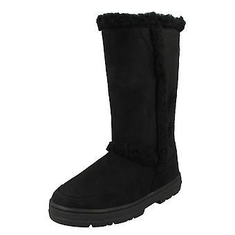 Ladies Spot-On Warm Boots