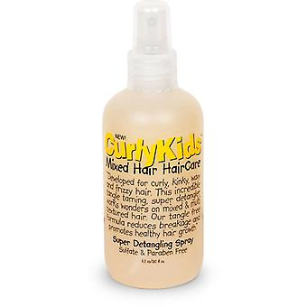 Curly Kids Detangling Spray 6oz