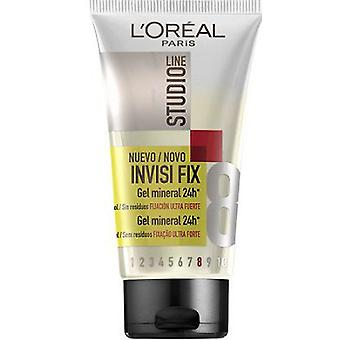 Giorgi Extra Strong Fixative Gel Invisi Fix 150 ml (Hair care , Styling products)