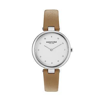 Kenneth Cole New York women's wrist watch analog quartz leather KC50513001