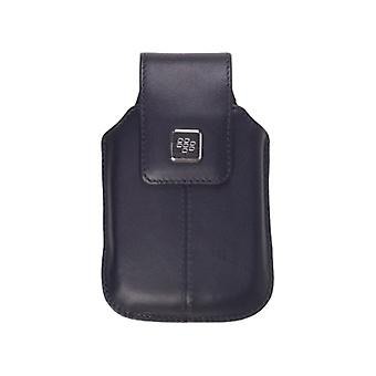 5 Pack -BlackBerry Leather Case with Swivel Belt Clip for BlackBerry Storm 9500, 9530 - Black