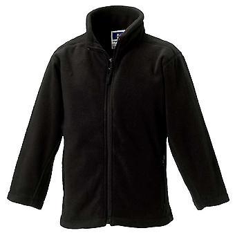 Russell Schoolgear Childrens Colours Full Zip Outdoor Fleece Jacket