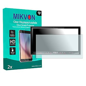 Pioneer SPH-DA100 (AppRadio 2) Screen Protector - Mikvon Clear (Retail Package with accessories)