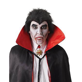 Bnov Dracula Zähne Silber Zähne/Thermoplast