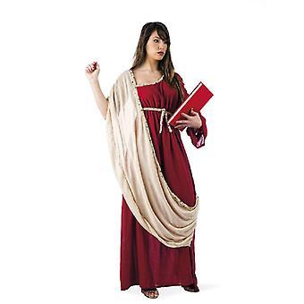 Griechin Damen Kostüm Mittelalter Griechinnengewand Mittelalterkleid Damenkostüm Toga Überwurf