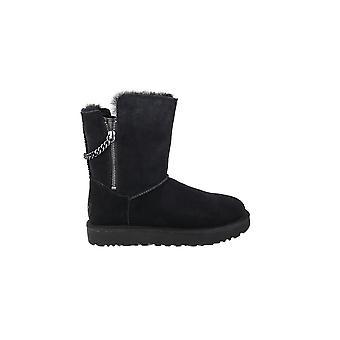 UGG Classsic Short Sparkle 1094983BLK universal winter women shoes
