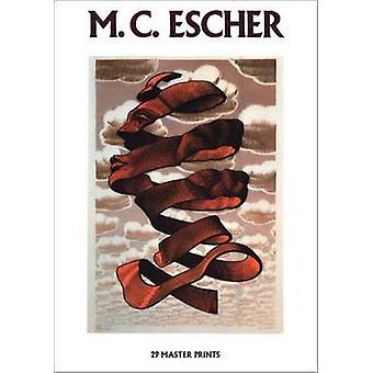 M.C.Escher - 29 Graphik von M.C. Escher - 9780810922686 Buch