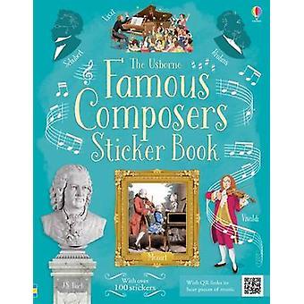 Beroemde componisten Sticker Book door Anthony Marks - Galia Bernstein - 97