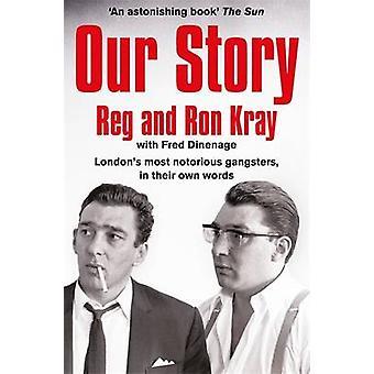 لدينا قصة (تحرير السوق الرئيسي) ريجنالد كراي-رونالد كراي-فريد الدين