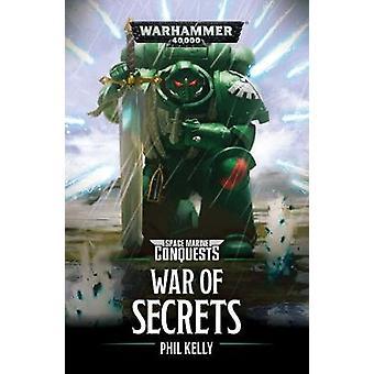 Guerre des Secrets de la guerre des Secrets - livre 9781784967093