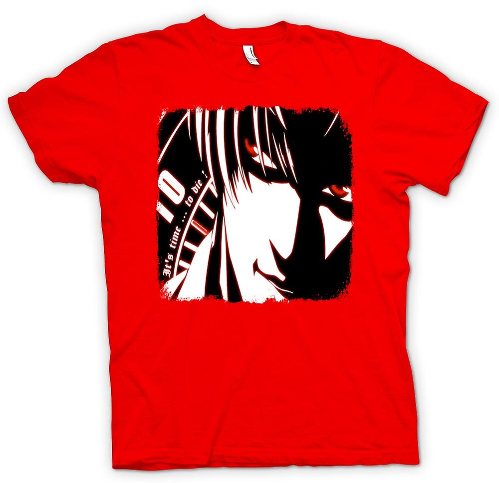 Mens T-shirt - Manga - japonaise Cool