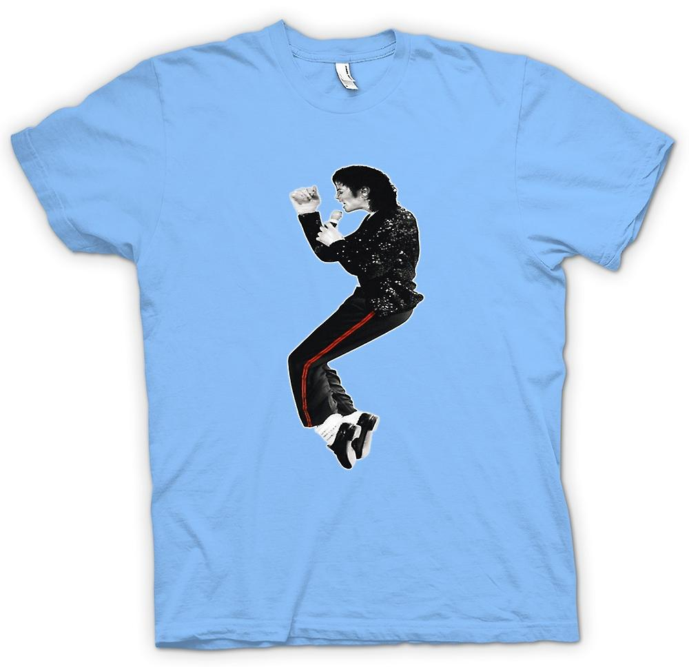 Mens T-shirt - Michael Jackson Bad